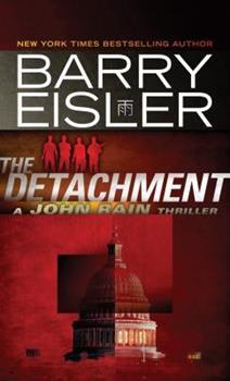 The Detachment 1612181554 Book Cover