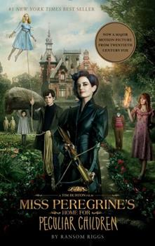 Paperback Miss Peregrine's Home for Peculiar Children (Movie Tie-In Edition) Book