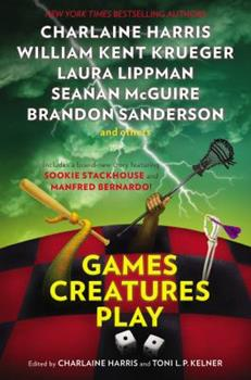 Games Creatures Play - Book  of the Sookie Stackhouse