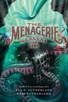 Krakens and Lies 0060780673 Book Cover