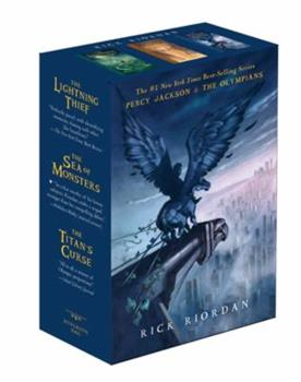 Percy Jackson and the Olympians Paperback Boxed Set (Books 1-3) - Book  of the Percy Jackson and the Olympians