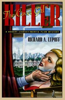 The Cover Girl Killer - Book #5 of the Lindsey & Plum