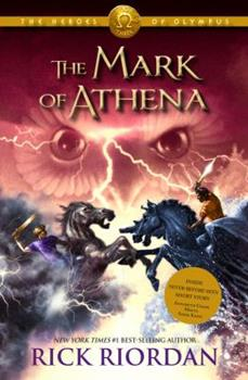 The Mark of Athena 1423140605 Book Cover