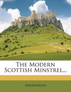 Paperback The Modern Scottish Minstrel Book
