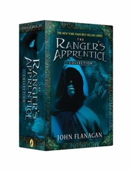 The Ranger's Apprentice Collection 0142411736 Book Cover
