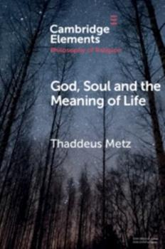Paperback God, Soul and the Meaning of Life Book