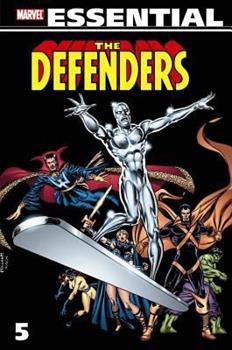 Essential Defenders, Vol. 5 - Book  of the Essential Marvel