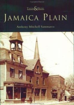 Jamaica Plain - Book  of the  and Now