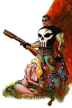 Punisher: Frank Castle Max: Welcome Back To The Bayou - Book #13 of the Punisher MAX Collected Editions 0-5