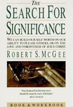 Paperback The Search for Significance Book