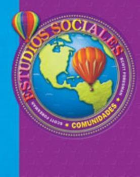 Hardcover Social Studies 2003 Spanish Pupil Edition Grade 3 Comunidades Book