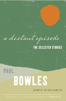 A Distant Episode: The Selected Stories 0880012048 Book Cover