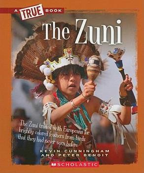 The Zuni - Book  of the A True Book