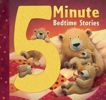 5 Minute Bedtime Stories - Book  of the 5-Minute Stories