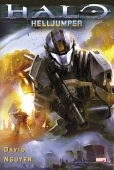 Halo: Helljumper - Book  of the Halo Graphic Novels