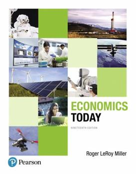 Economics Today and MyEconLab with Pearson eText Access Card Package 0321150600 Book Cover