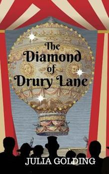 The Diamond of Drury Lane: Cat in London (Cat Royal series) (Volume 1) 1910426210 Book Cover