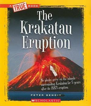 Paperback The Krakatau Eruption Book