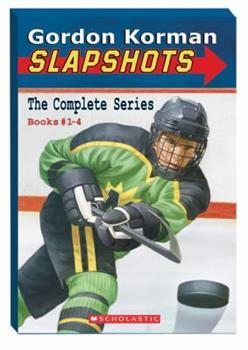 Slapshots: The Complete Series: Books #1-4 - Book  of the Slapshots