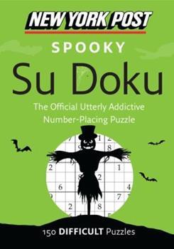 Paperback New York Post Spooky Su Doku Book