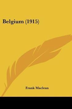 Paperback Belgium Book