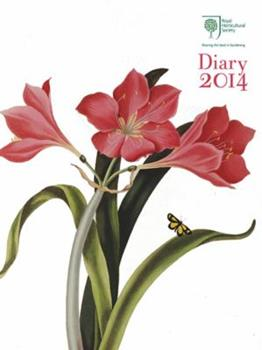 Calendar Royal Horticultural Society Desk Diary 2014: Sharing the best in Gardening Book