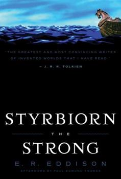 Styrbiorn the Strong (Lost Race and Adult Fantasy Series) 040510975X Book Cover