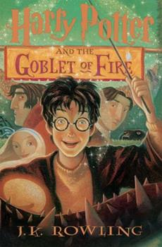 Harry Potter and the Goblet of Fire 0439139600 Book Cover