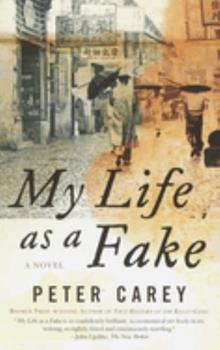Paperback My Life As a Fake : A Novel Book