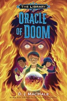 Hardcover Oracle of Doom (the Library Book 3) Book