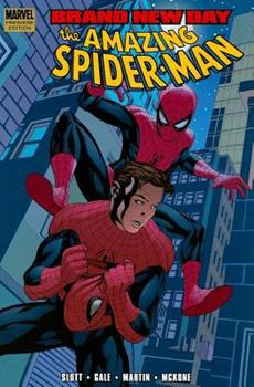 Spider-Man: Brand New Day, Vol. 3 - Book #14 of the Amazing Spider-Man 1999 Collected Editions