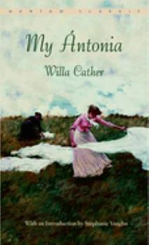 Paperback My Antonia Book