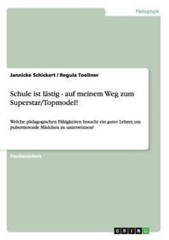 Paperback Schule Ist l?stig - Auf Meinem Weg Zum Superstar/Topmodel! [German] Book