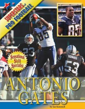 Antonio Gates - Book  of the Superstars of Professional Football