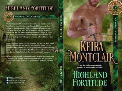 Paperback Highland Fortitude Book
