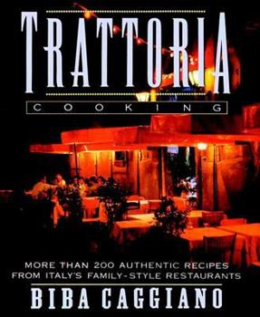 Trattoria Cooking 0025202529 Book Cover