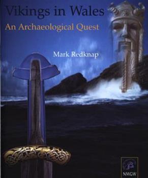 Paperback Vikings in Wales Book