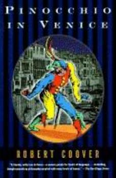 Pinocchio in Venice 0671644718 Book Cover
