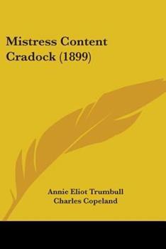 Paperback Mistress Content Cradock Book