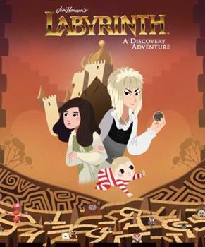 Jim Henson's Labyrinth: A Discovery Adventure 1684152380 Book Cover
