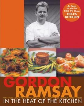 In the Heat of the Kitchen 0764588346 Book Cover
