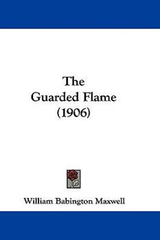 Hardcover The Guarded Flame Book