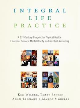 Integral Life Practice 1590304675 Book Cover