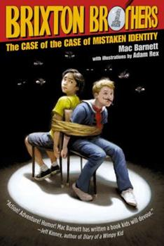 The Case of the Case of Mistaken Identity 0307710408 Book Cover