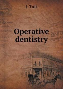 Paperback Operative Dentistry Book