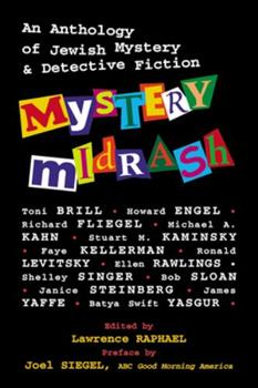 Mystery Midrash: An Anthology of Jewish Mystery & Detective Fiction 1580230555 Book Cover