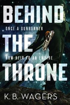 Paperback Behind the Throne Book