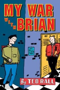 My War With Brian 1561632155 Book Cover