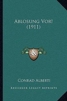 Paperback Ablosung Vor! Book
