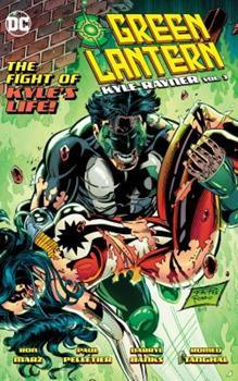 Green Lantern: Kyle Rayner Vol. 3 - Book  of the Green Lantern #Hal Jordan vol. 2